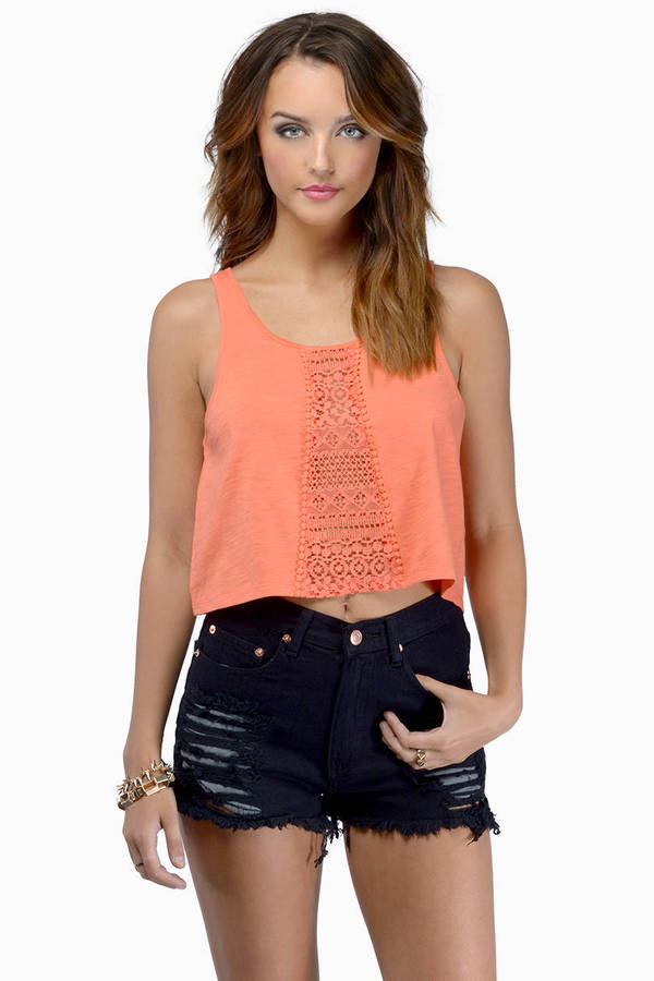 Sandy Shores Tank Top