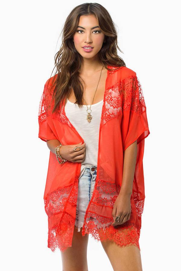 Wonderland Kimono