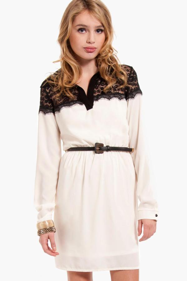 Cindy Lace Dress