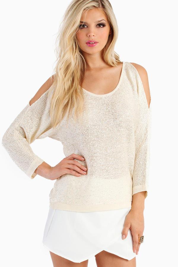Fallen Sparkles Sweater