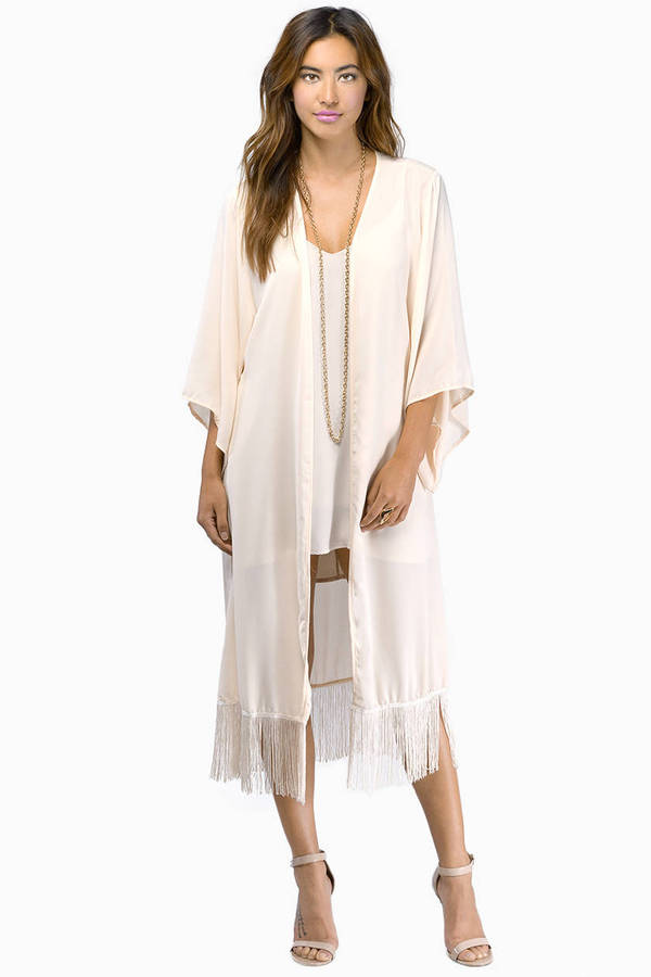 Falling In Love Kimono