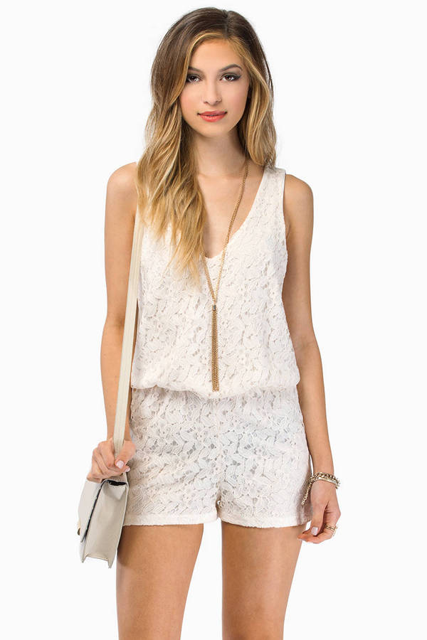 Free Weekend Romper