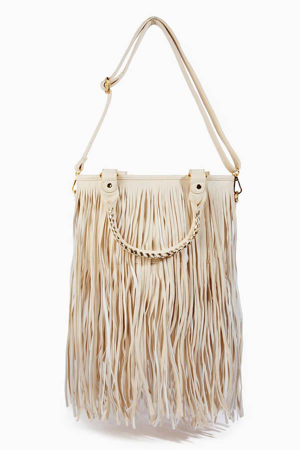 Fringe Binge Handbag