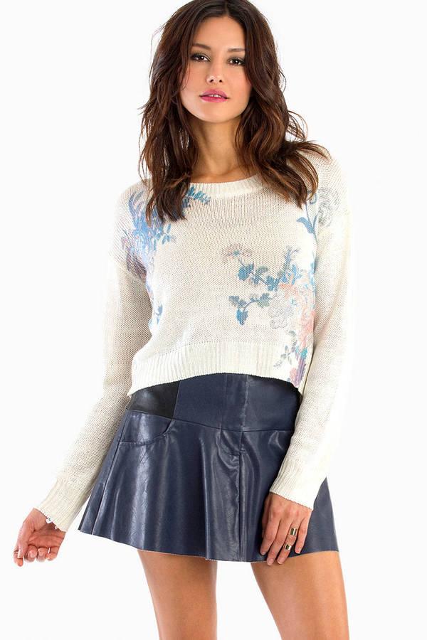 Knit Stitch Sweater