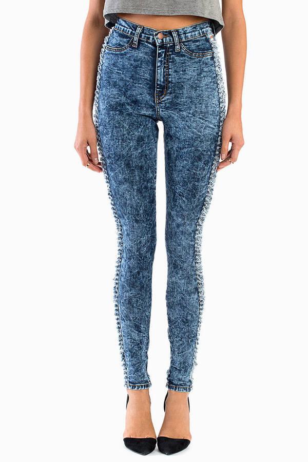 Break It Side Down Jeans