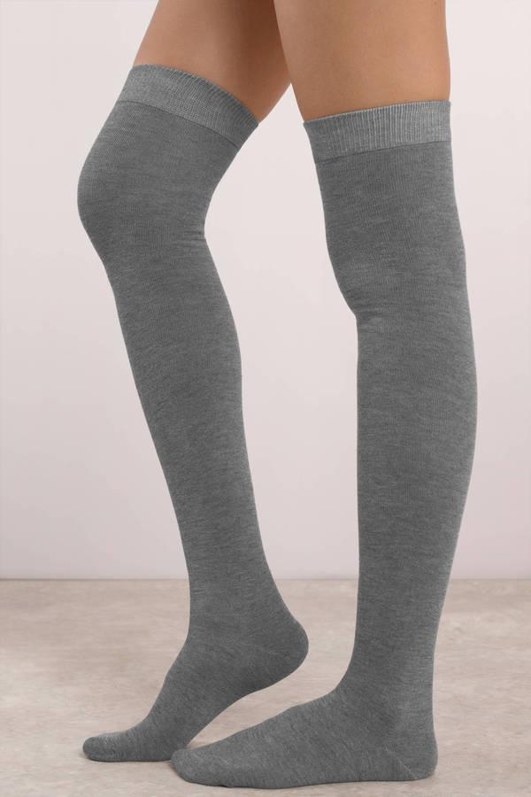 Bbw thigh high socks