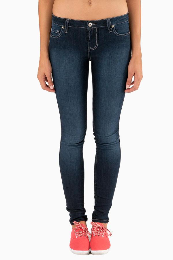 Smiling Rachel Skinny Jeans