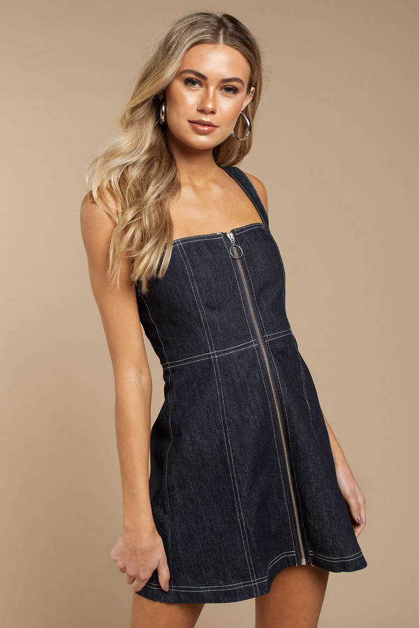 8e2f337e2a5 Denim Dresses
