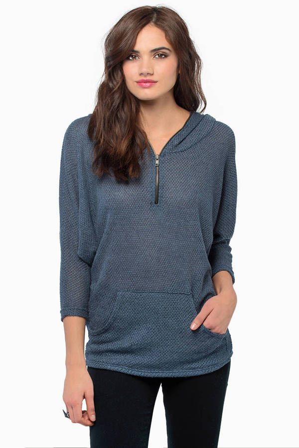 Elaine Hooded Sweater