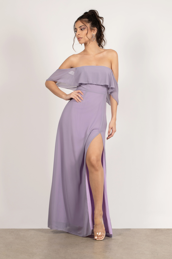 ce652c827075 Purple Dresses