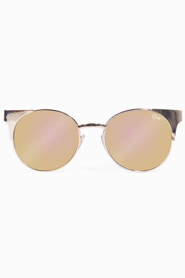 QUAY Asha Sunglasses