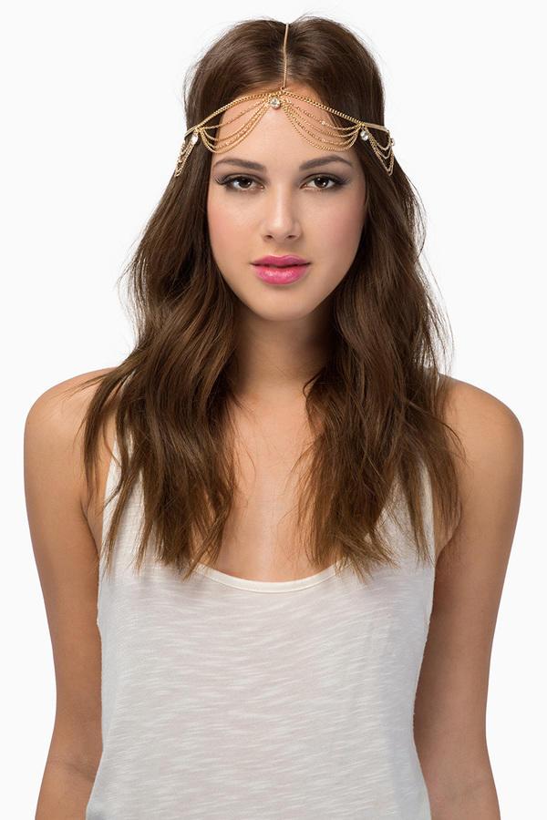 Boho Princess Head Chain