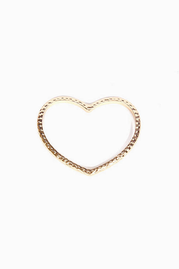 Shape of My Heart Bracelet