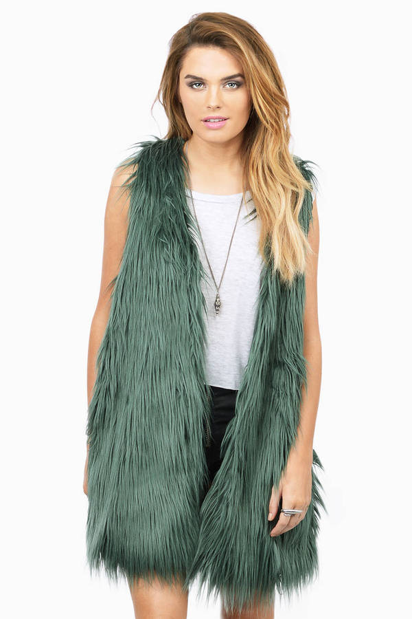 You searched for: green fur vest! Etsy is the home to thousands of handmade, vintage, and one-of-a-kind products and gifts related to your search. No matter what you're looking for or where you are in the world, our global marketplace of sellers can help you find unique and affordable options. Let's get started!