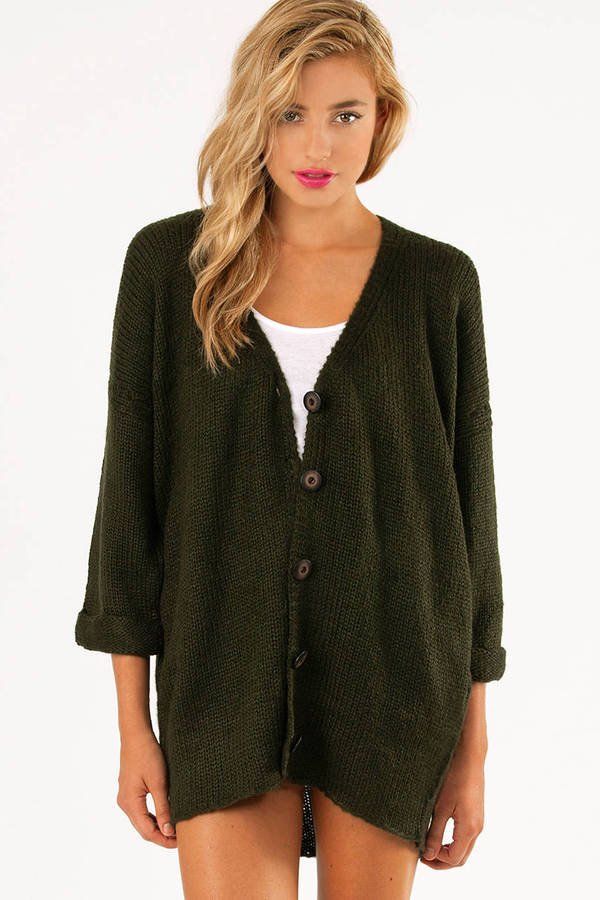 Knit Yours Cardigan