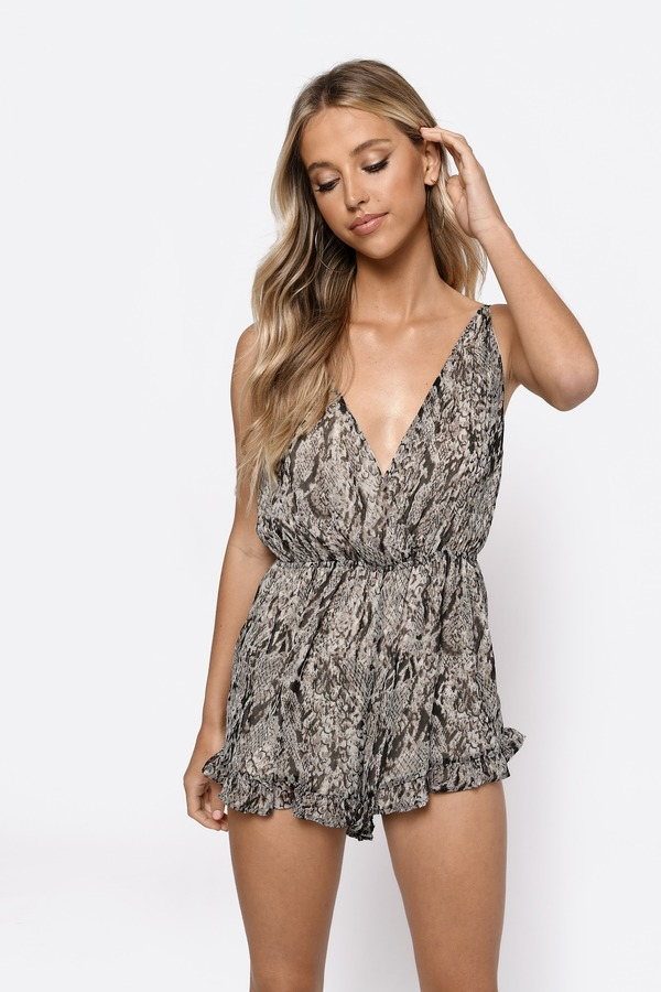 07136b5b2624 Thighs the Limit | Fall & Winter Mini Dresses, Rompers, Skirts | Tobi