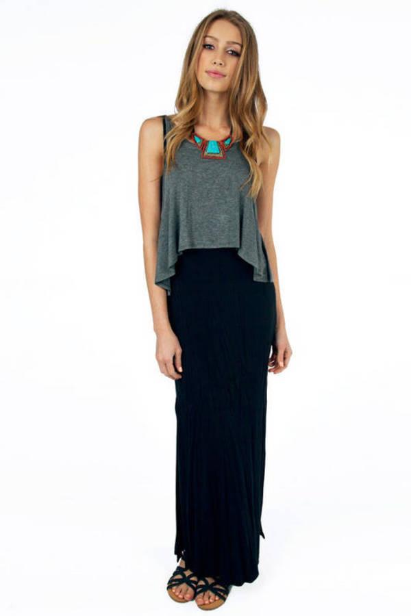 Ellie Tiered Maxi Dress