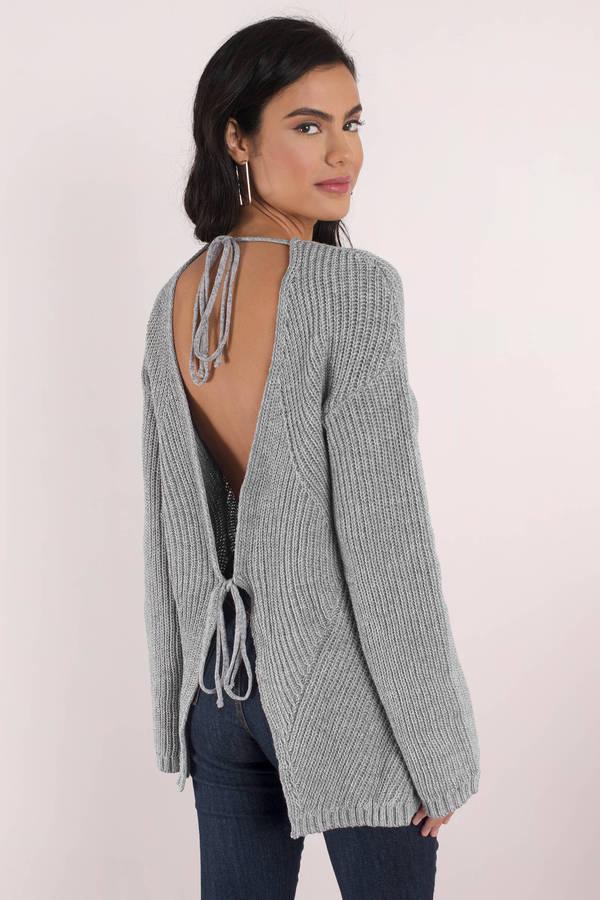 cute beige sweater v back sweater beige open back sweater 22
