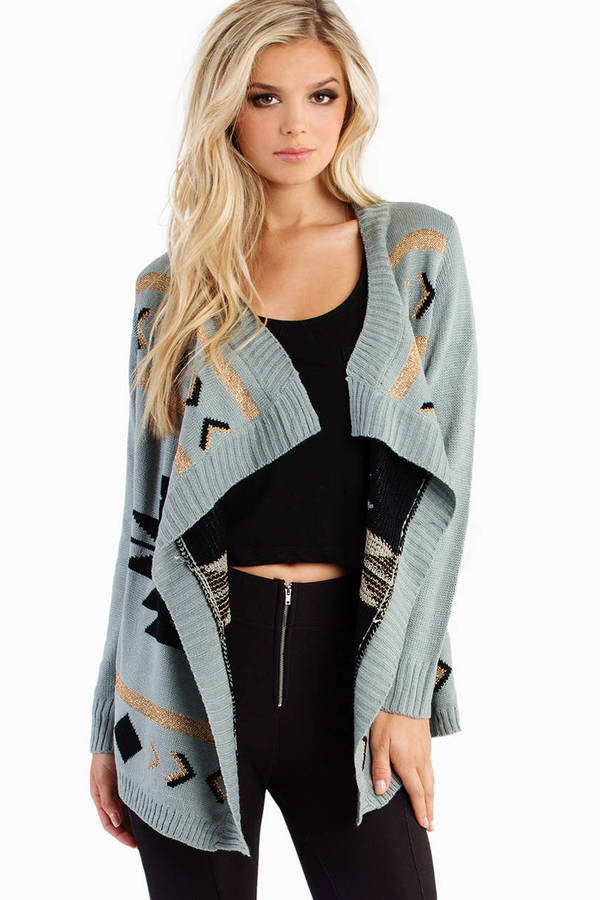 In Formation Cardigan