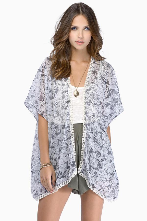 Finding Neverland Kimono
