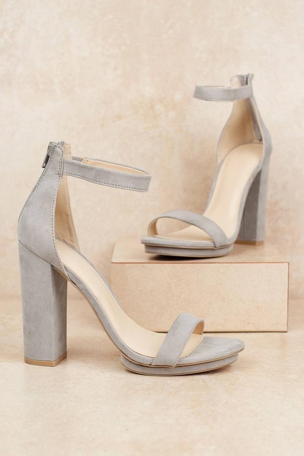 Penelope Ankle Strap Heels