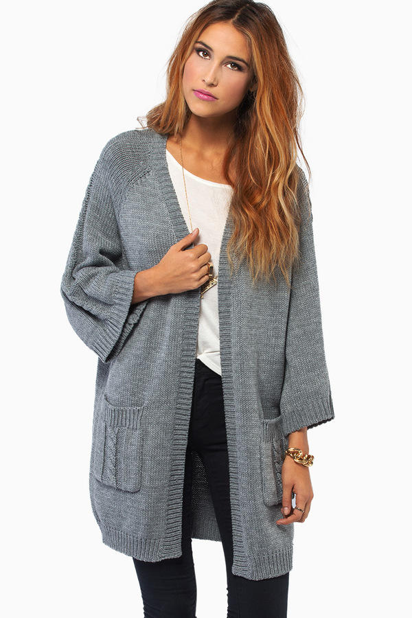 Subtle Mirage Cardigan