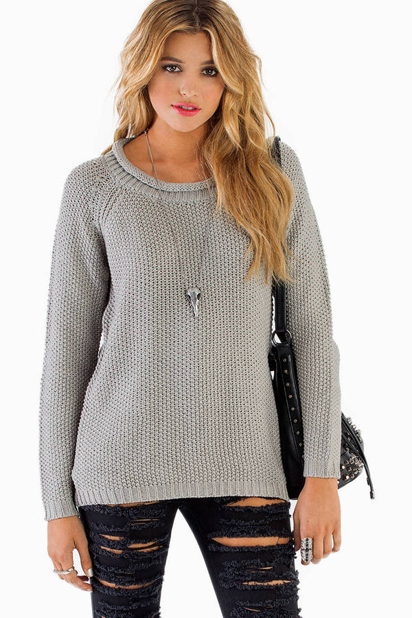 Wishing Well Sweater
