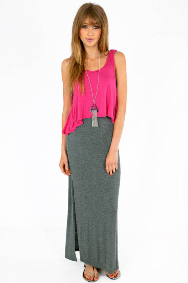 Ellie Tiered Maxi Dress