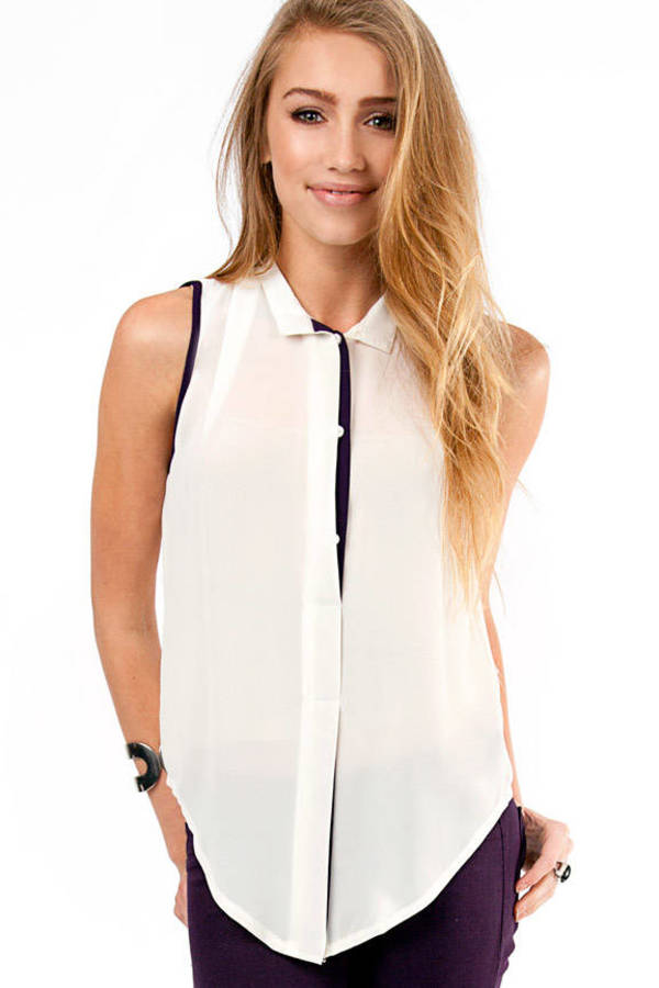 All Figured Out Blouse