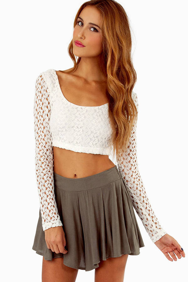 Christy Crop Top