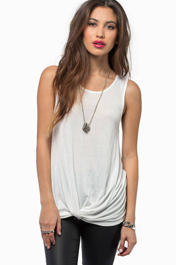 Damsel Draped Top