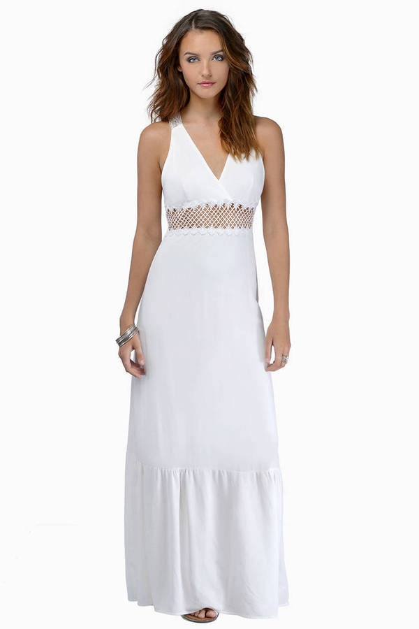 Drive Me Daisy Maxi Dress