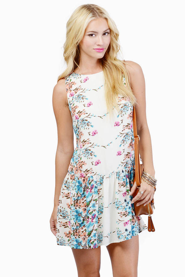 Drop Dead Flower Bed Dress