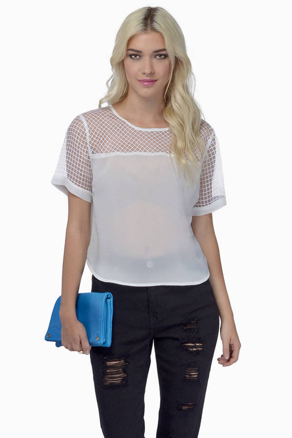 Gridwork Top
