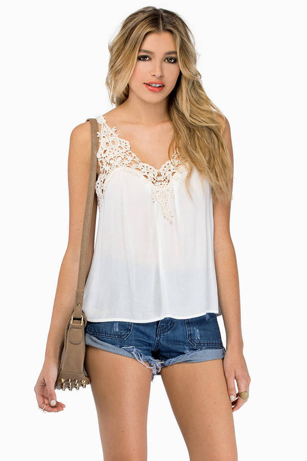 Love Adorned Top