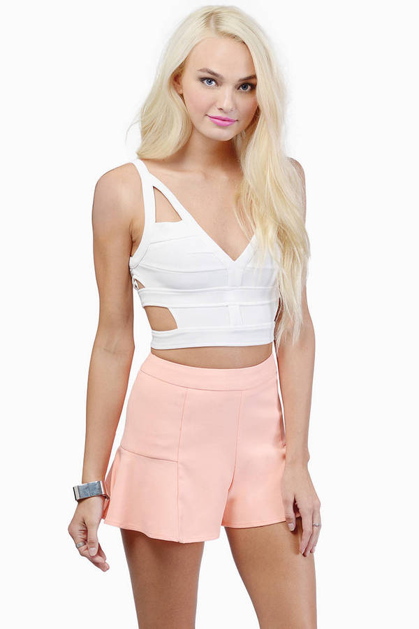 Lynna Crop Top