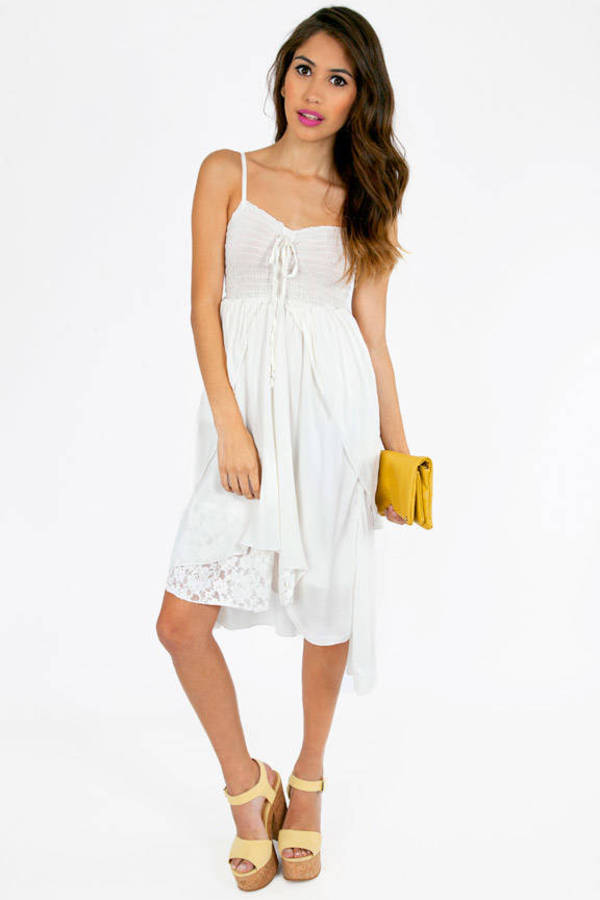 Sweetly Tiered Dress