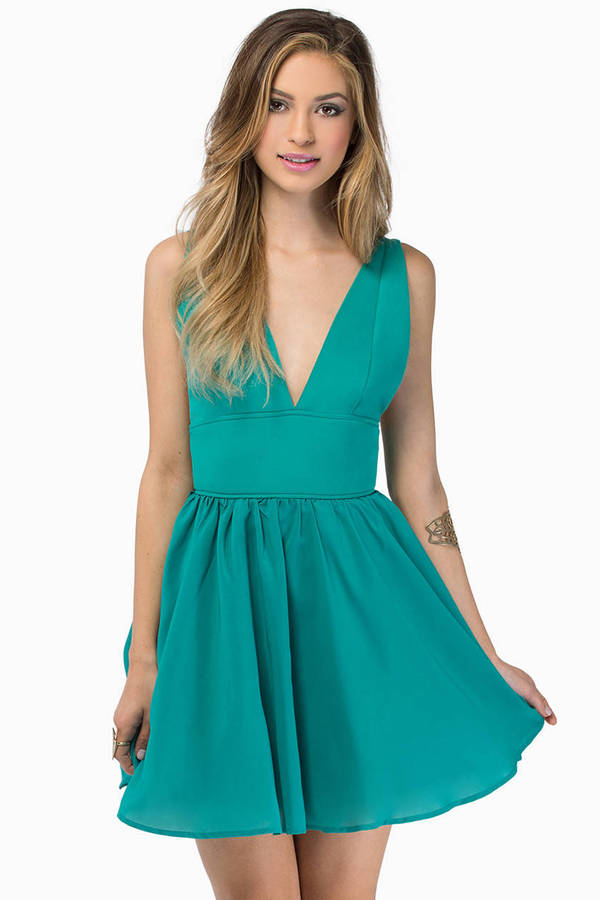 Kassandra Skater Dress