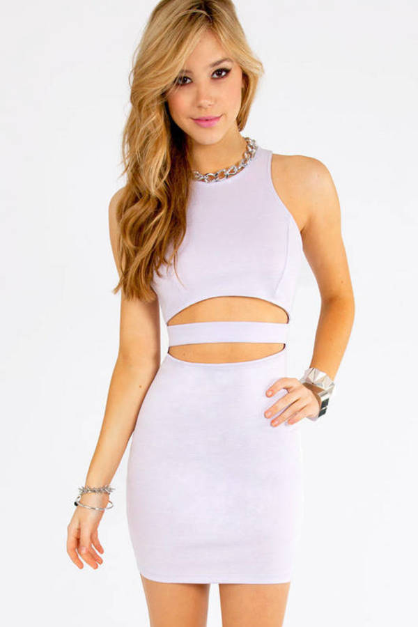 La Cienega Bodycon Dress
