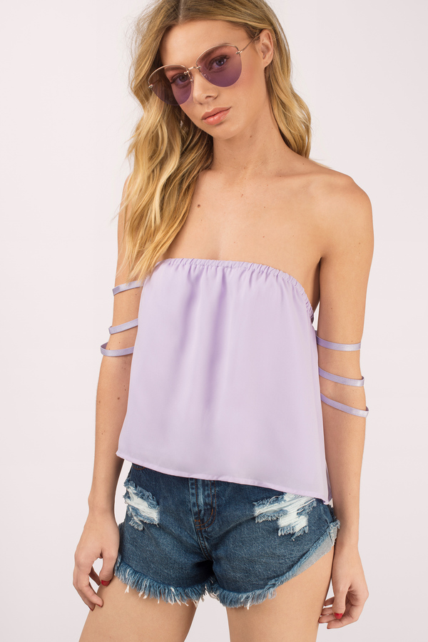Less Sleeve Top