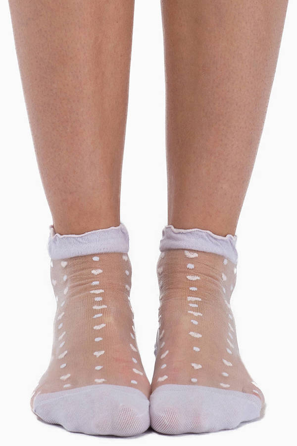 Dotty Spotty Socks