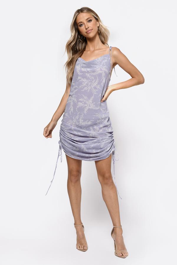 ea4f365995da Cami Dresses | Satin Slip Dress, Black Spaghetti Strap Dress | Tobi