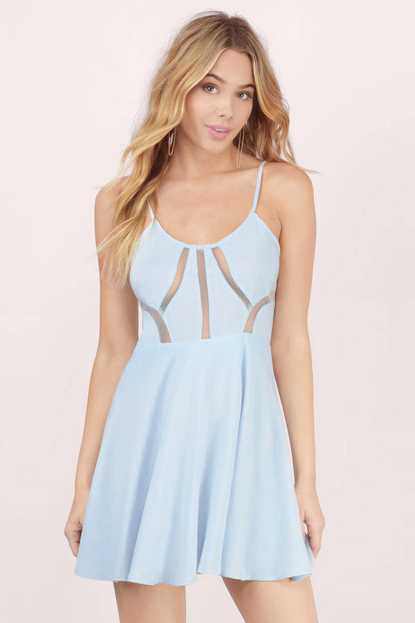 Light Blue & Baby Blue Dresses | Prom, Bridesmaild Dresses | Tobi