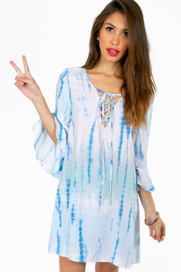 Belle of the Tie Dye Tunic