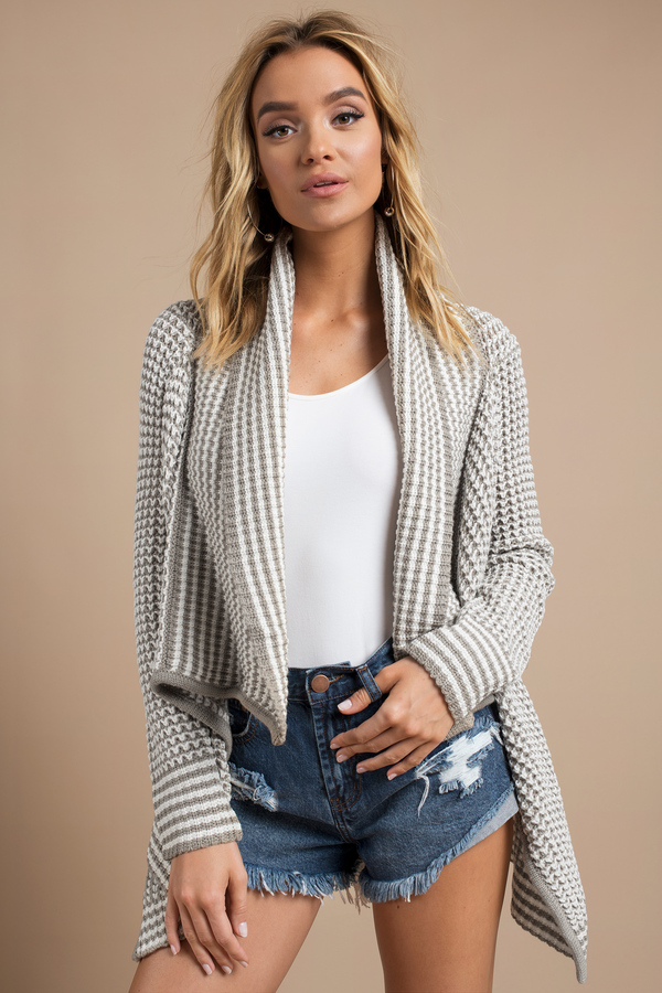 Cardigans For Women | Long Open Front Cardigans, Cute Oversized ...