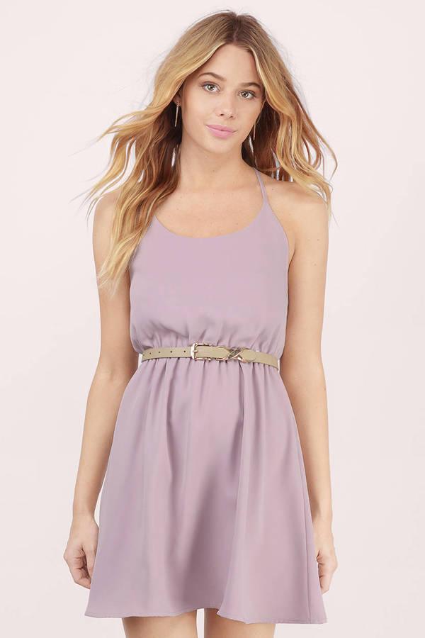 be19ee502134 Cute Black Skater Dress - T Back Strap Dress - Skater Dress - $12 ...
