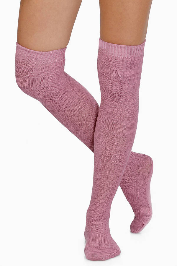 New Heights Knee High Socks