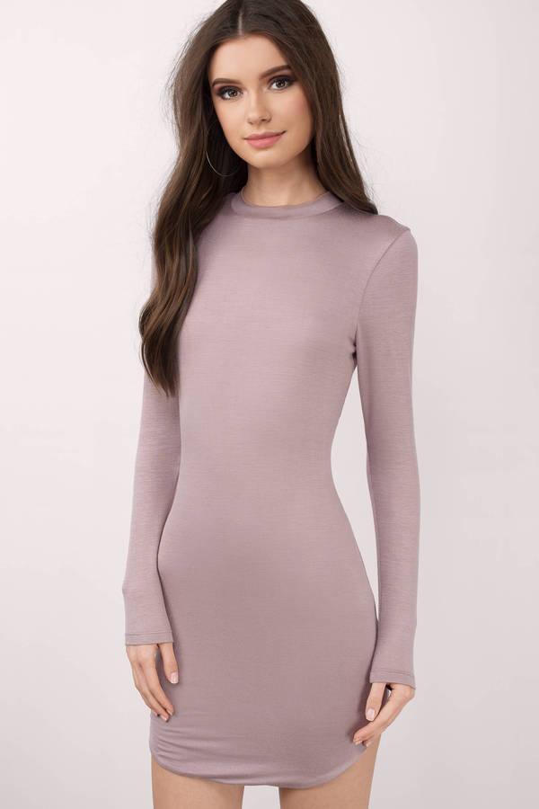 Lace sleeve dresses black