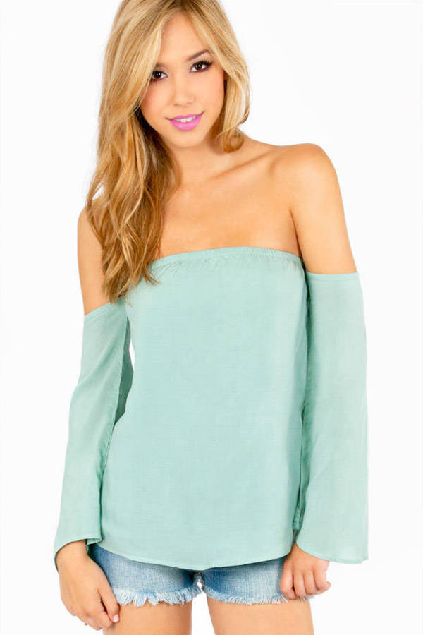 Edie Off Shoulder Top