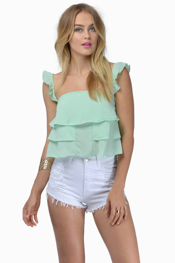 Flutter Effect Top